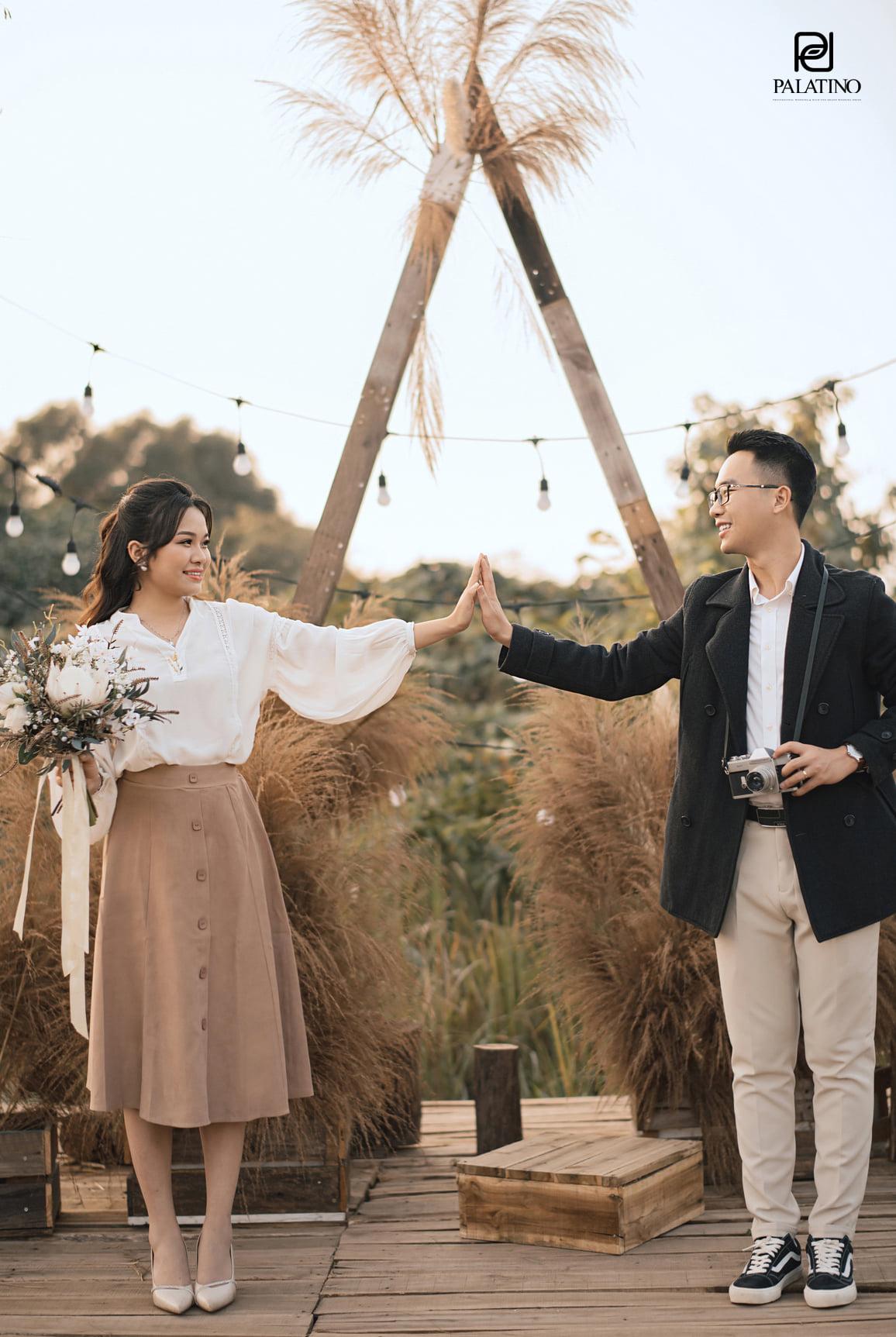 Chụp ảnh cưới ở Mù Căng Chải - Nơi có những ruộng bậc thang đẹp nhất Việt Nam