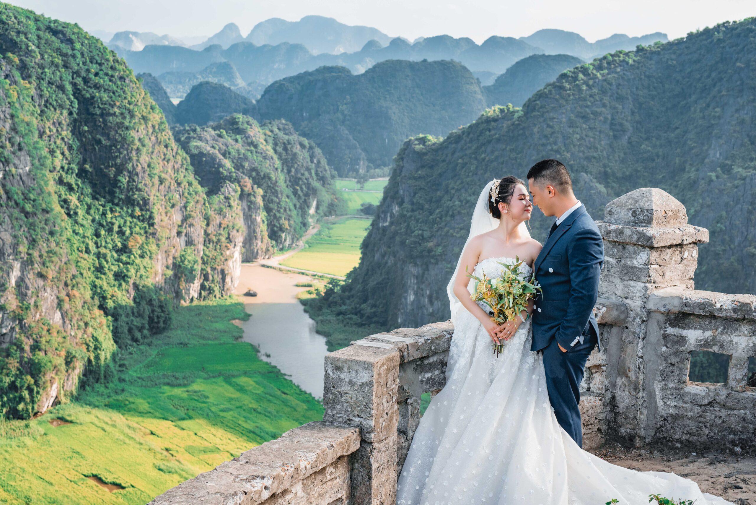Album ảnh cưới Ninh Bình