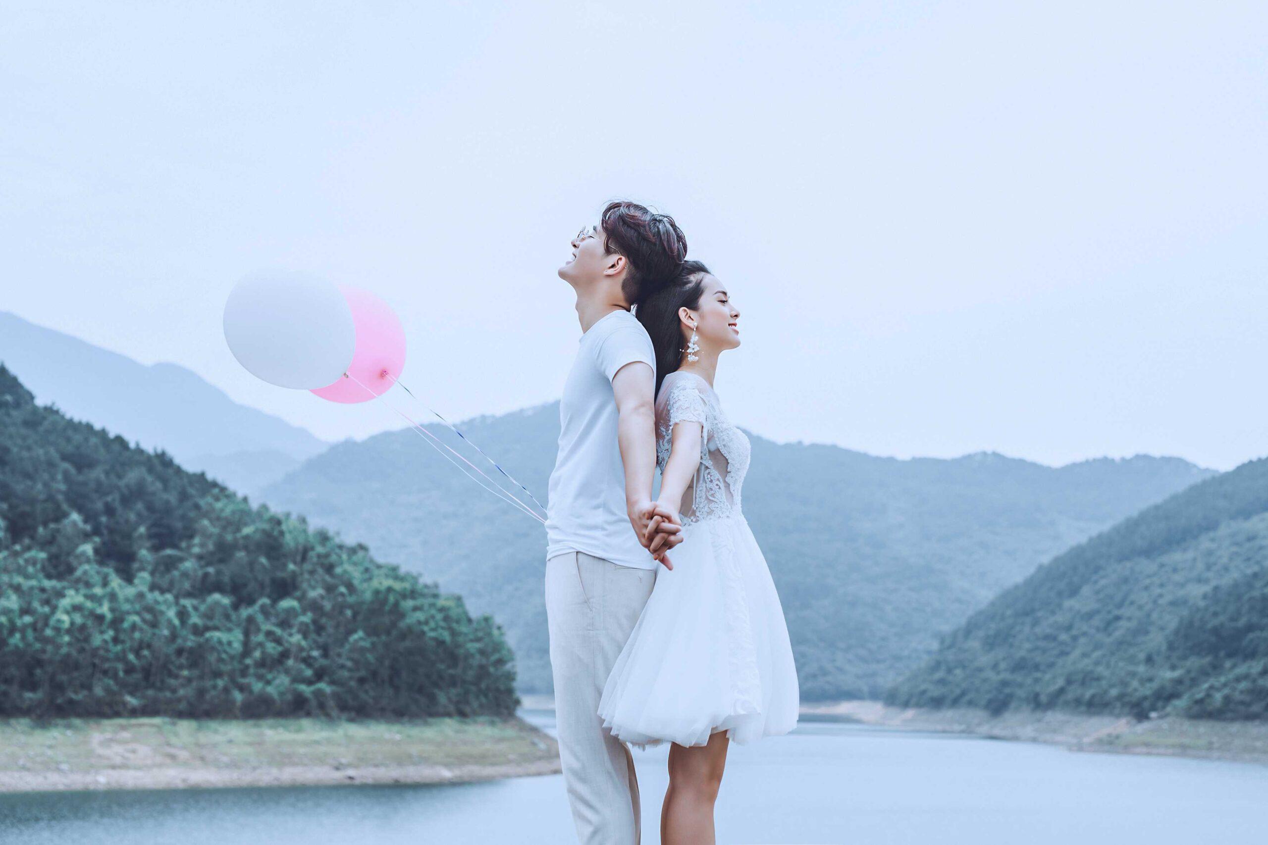 Album ảnh cưới Tam Đảo
