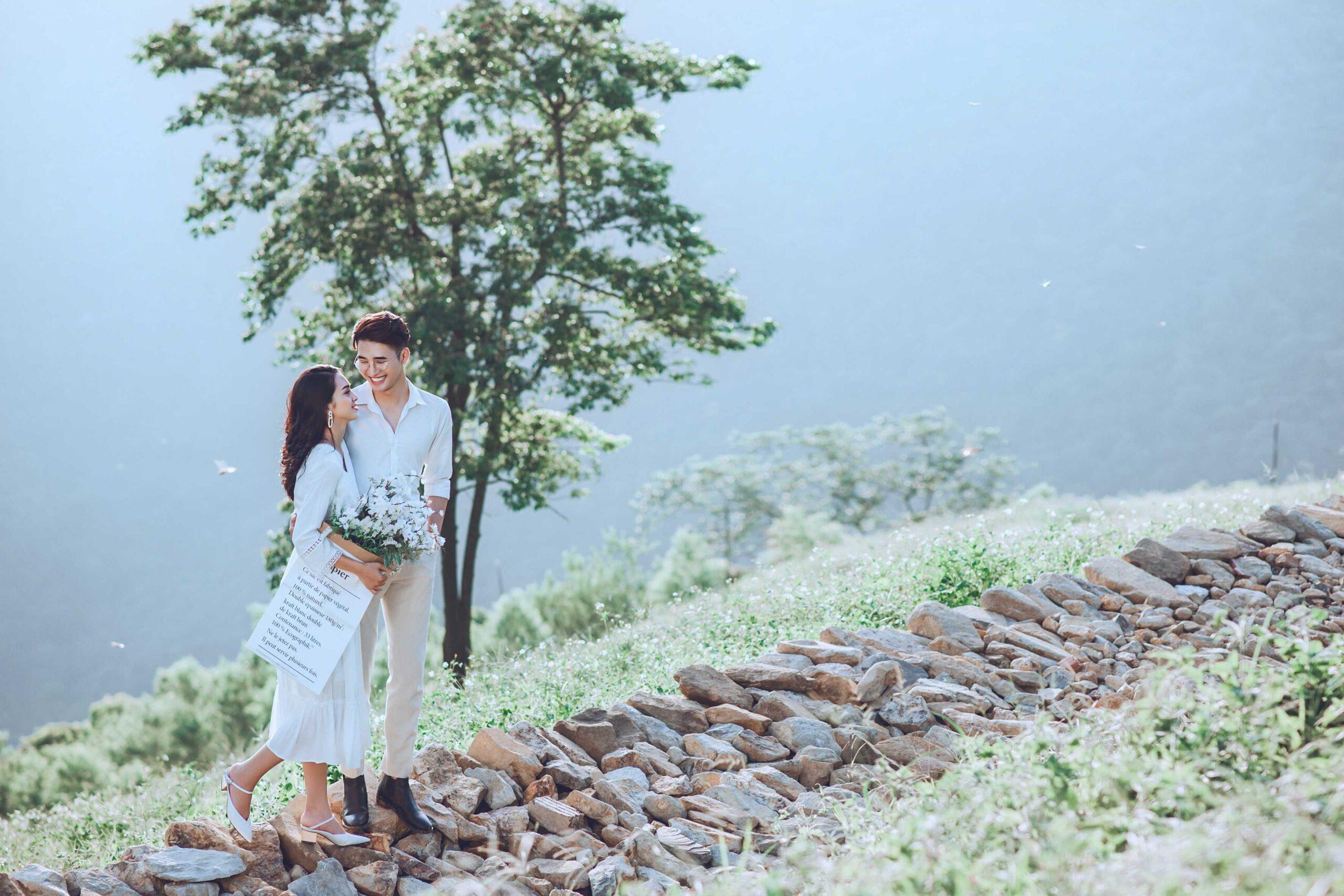 Chụp ảnh cưới tại Tam Đảo