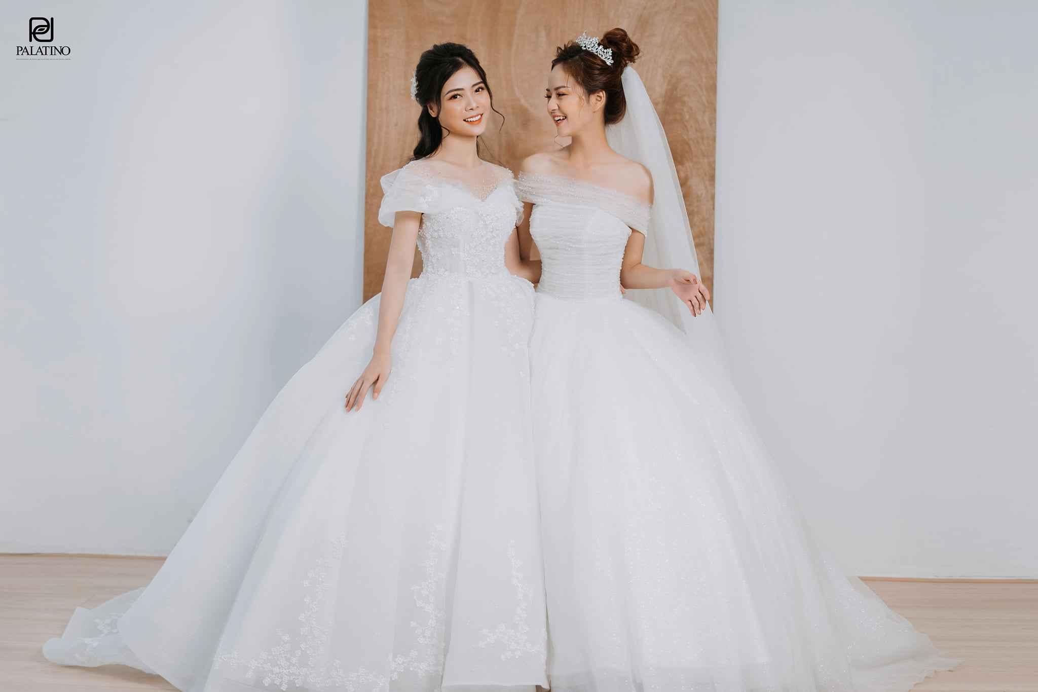 Báo giá thuê váy cưới Hà Nội