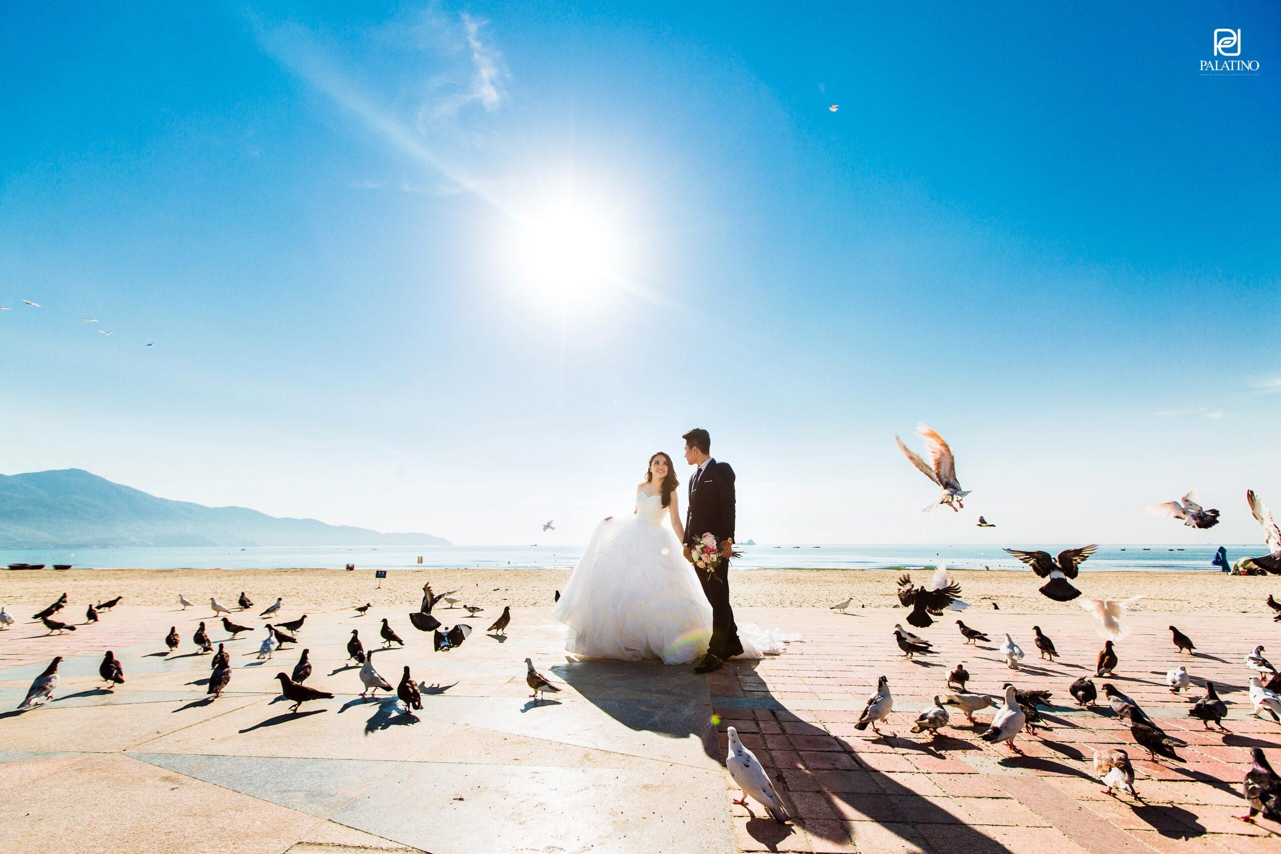 chuẩn bị đám cưới