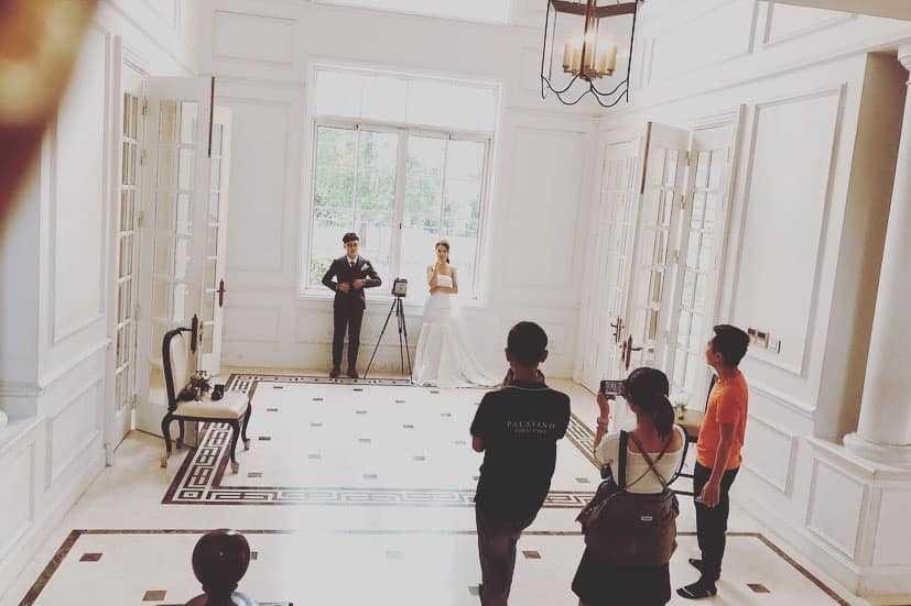 Chuẩn bị gì trước khi chụp ảnh cưới