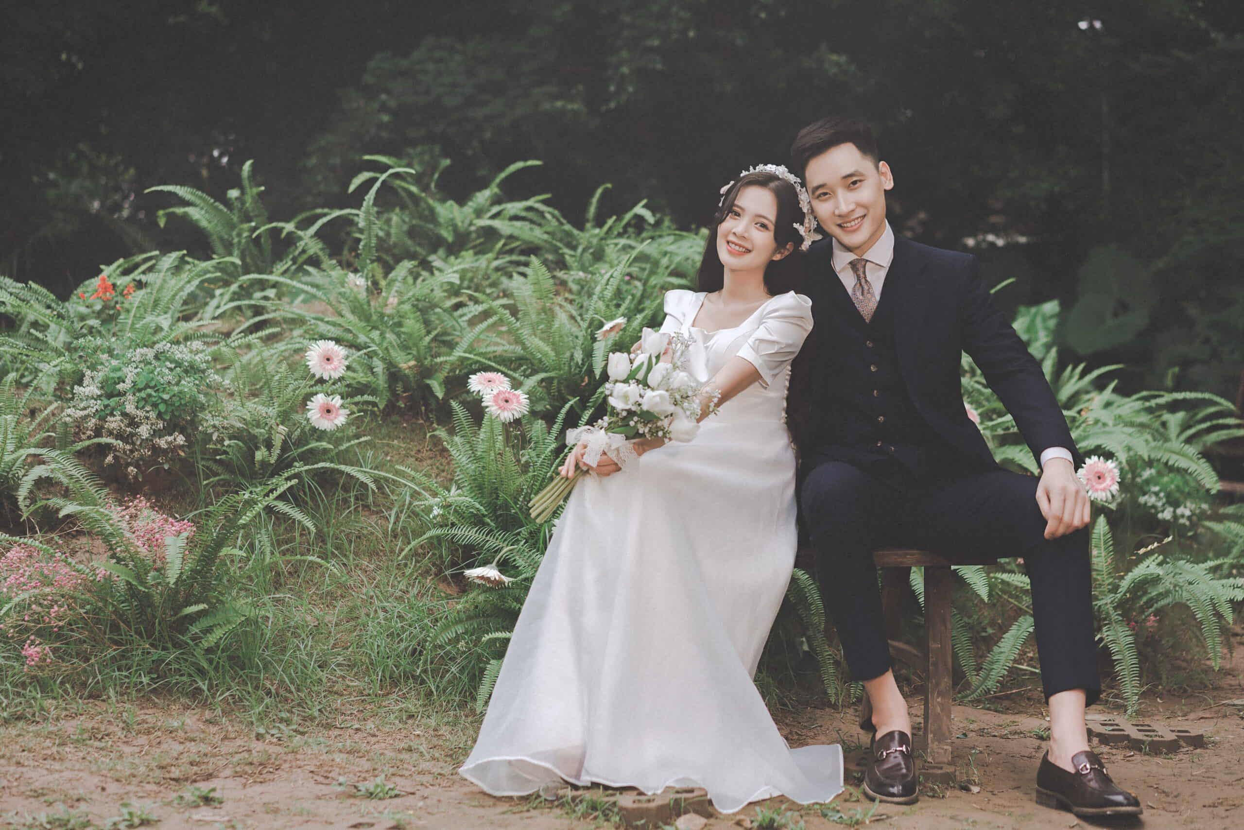 Studio ảnh cưới uy tín Hà Nội