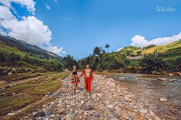 Chụp ảnh cưới Mù Căng Chải nơi đẹp nhất Việt Nam