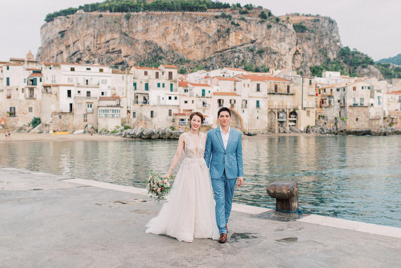 Chụp ảnh cưới ở nước ngoài