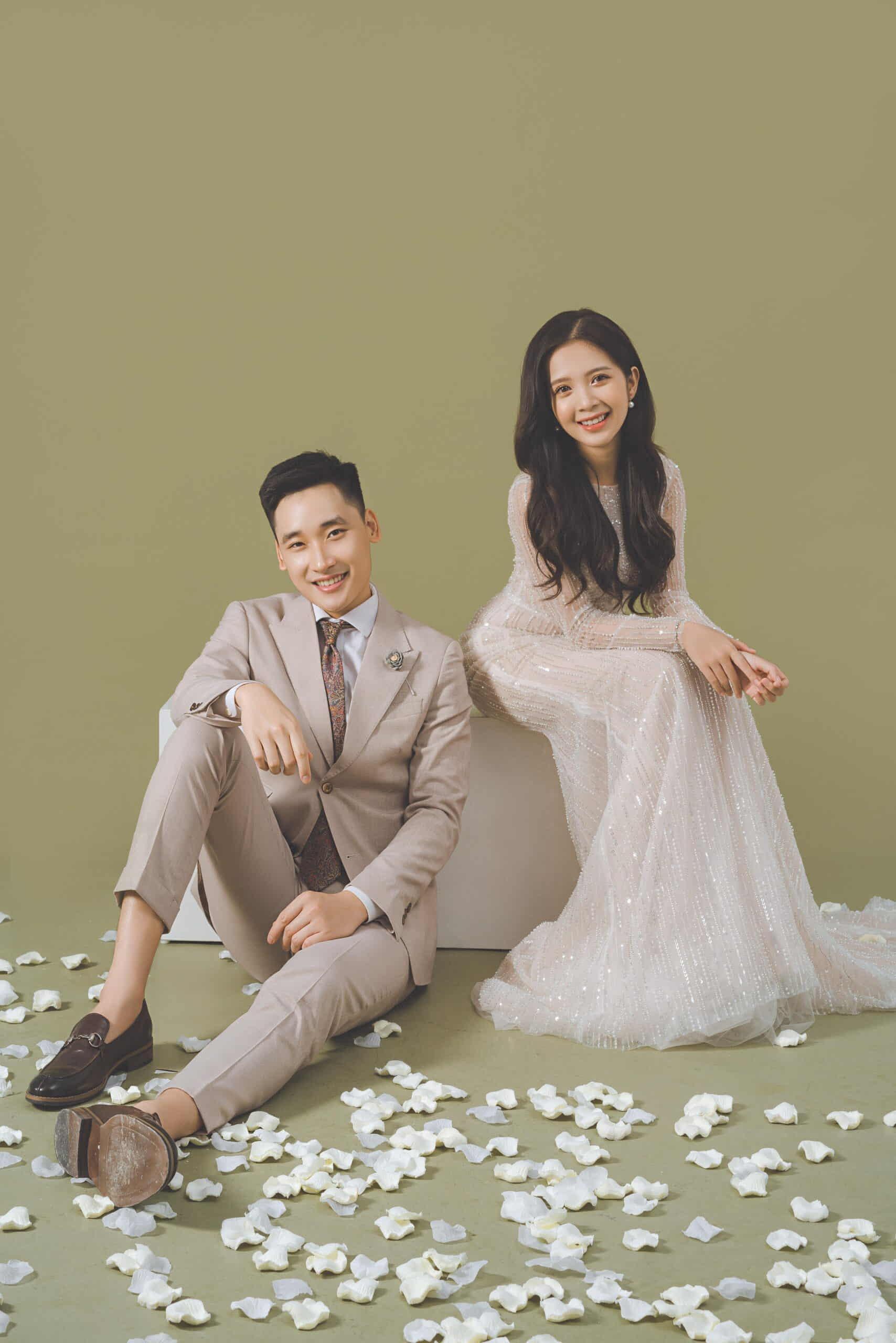 Chụp ảnh cưới phim trường Hà Nội