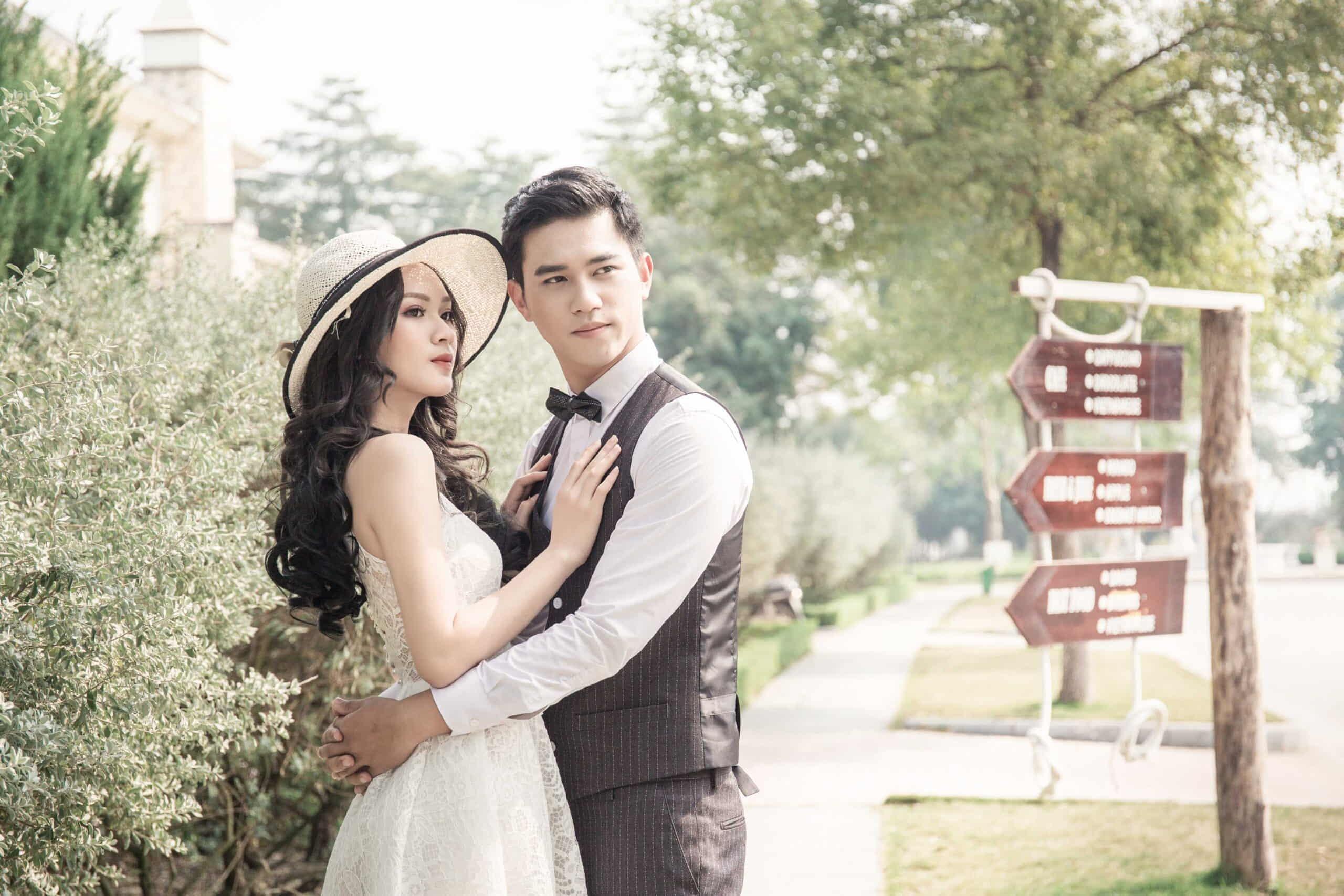 Chụp ảnh cưới ở phim trường nào đẹp