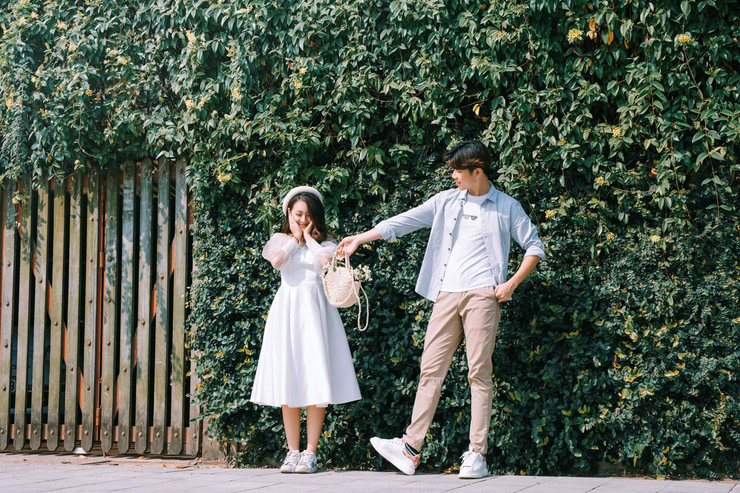 Chụp ảnh cưới theo mùa