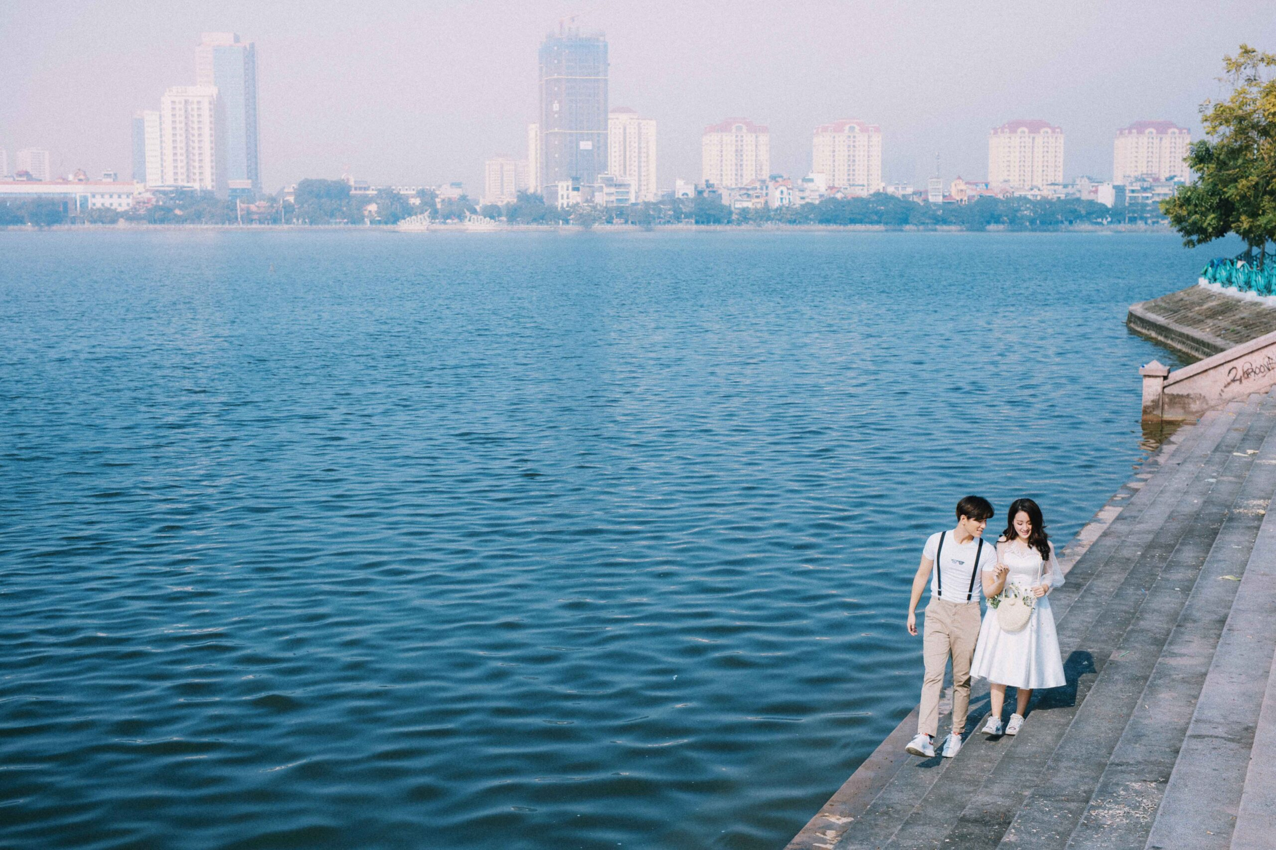 Địa điểm chụp ảnh cưới Hà Nội