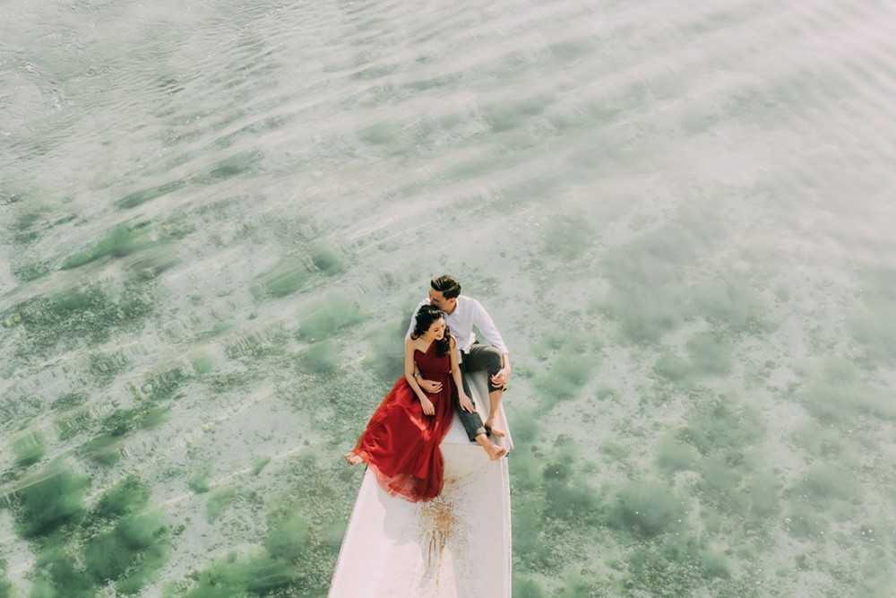 Đồ đôi chụp hình cưới