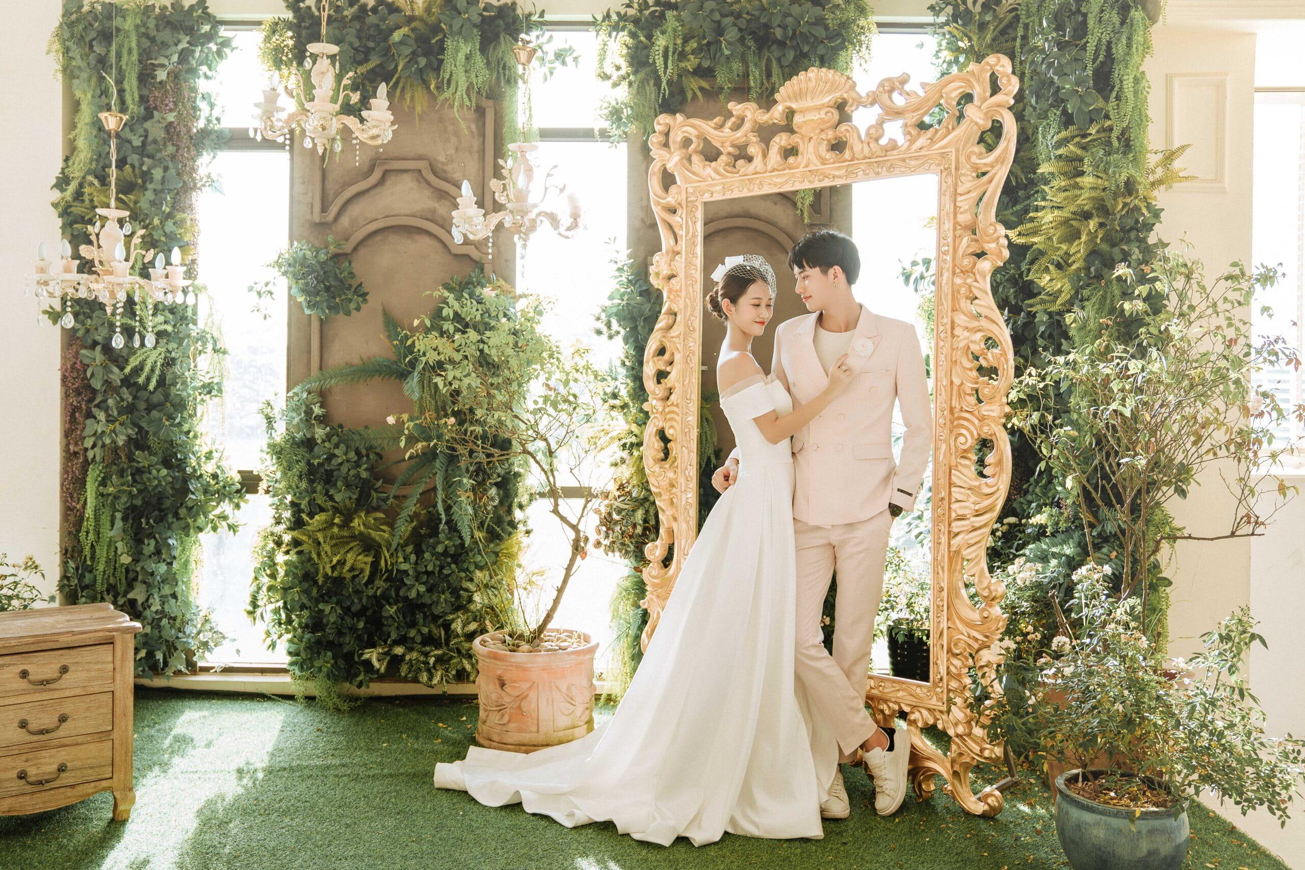 Đồ đôi chụp ảnh cưới đẹp