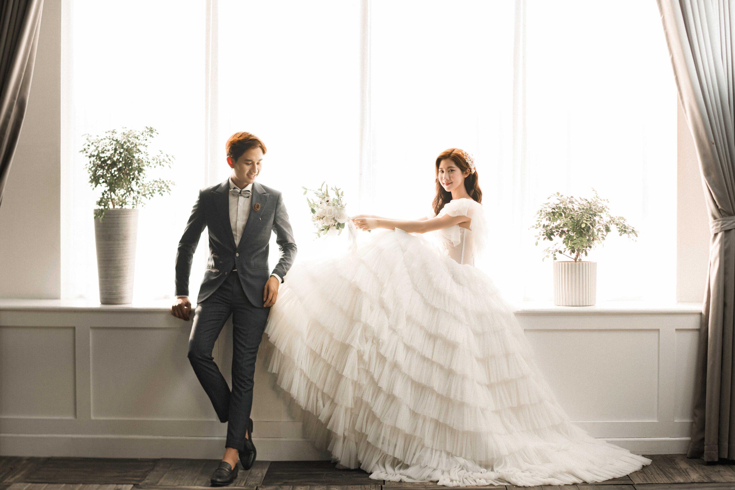 Kinh nghiệm chụp ảnh cưới