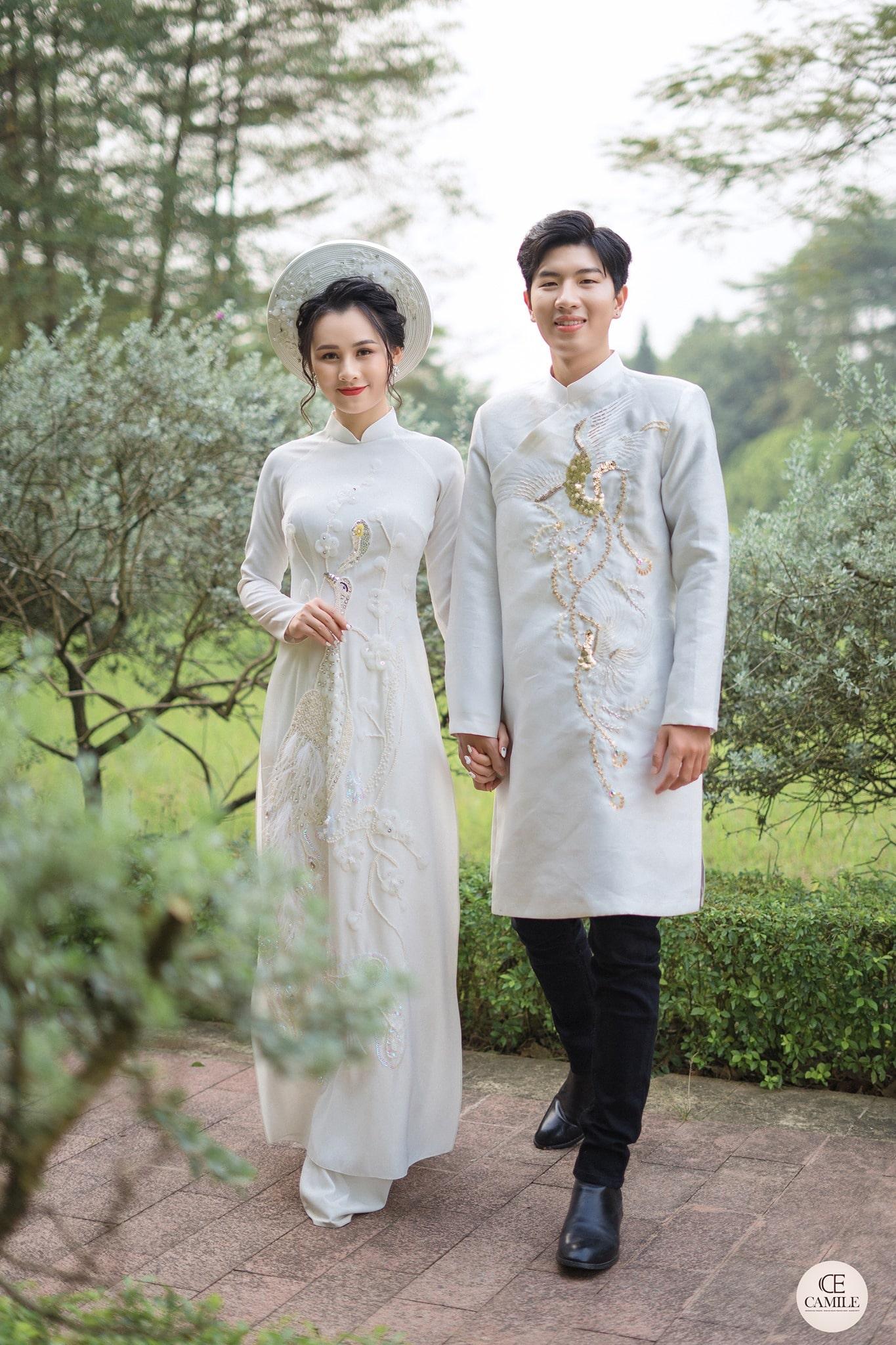 Thuê áo dài Hà Nội