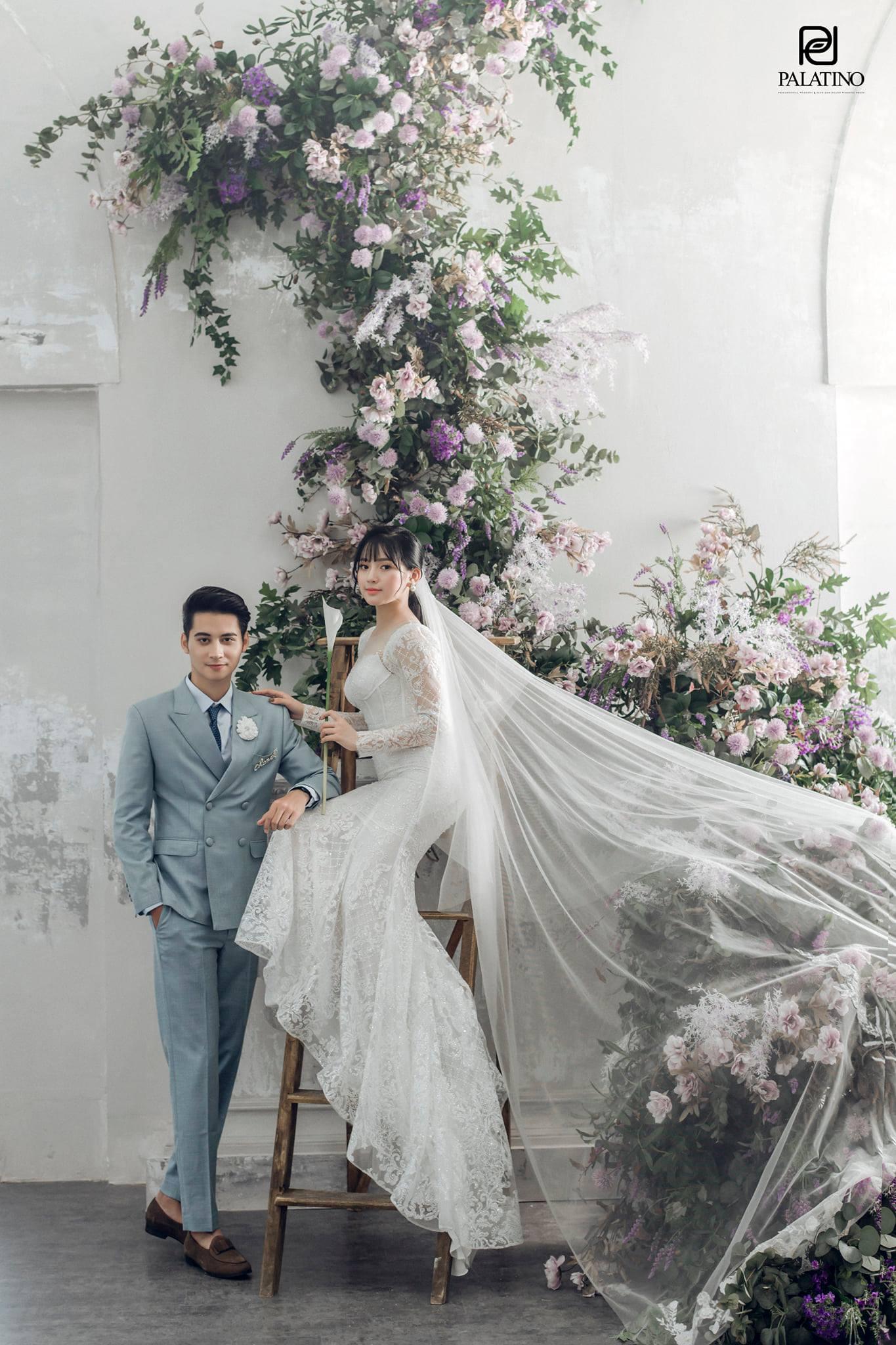 Váy cưới cao cấp