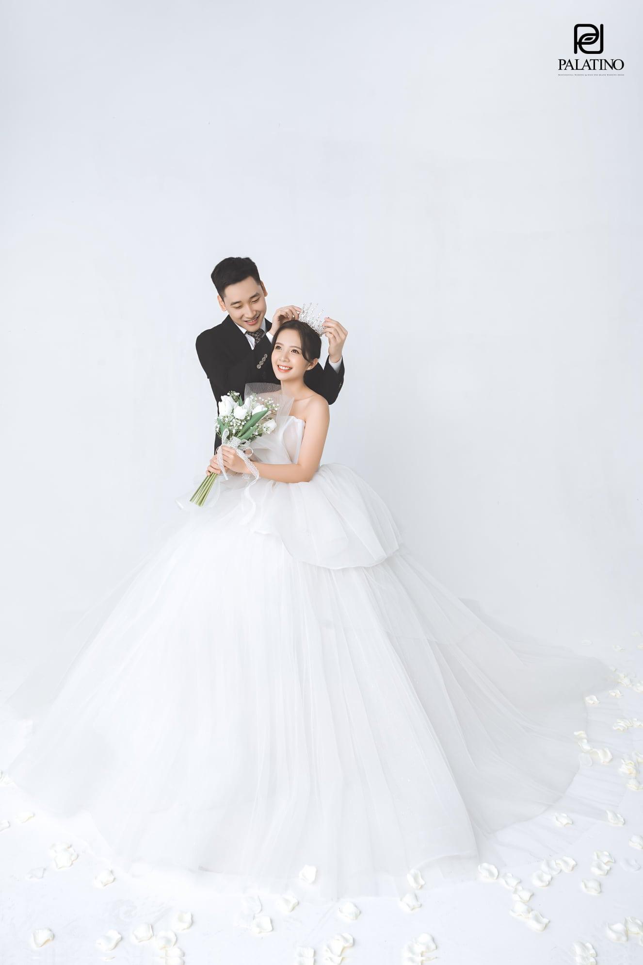 Thiết kế váy cưới cao cấp tại Hà Nội - Camile Bridal