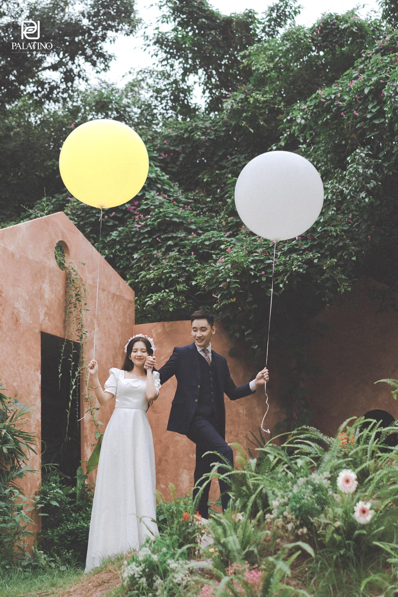 Váy cưới Hà Nội