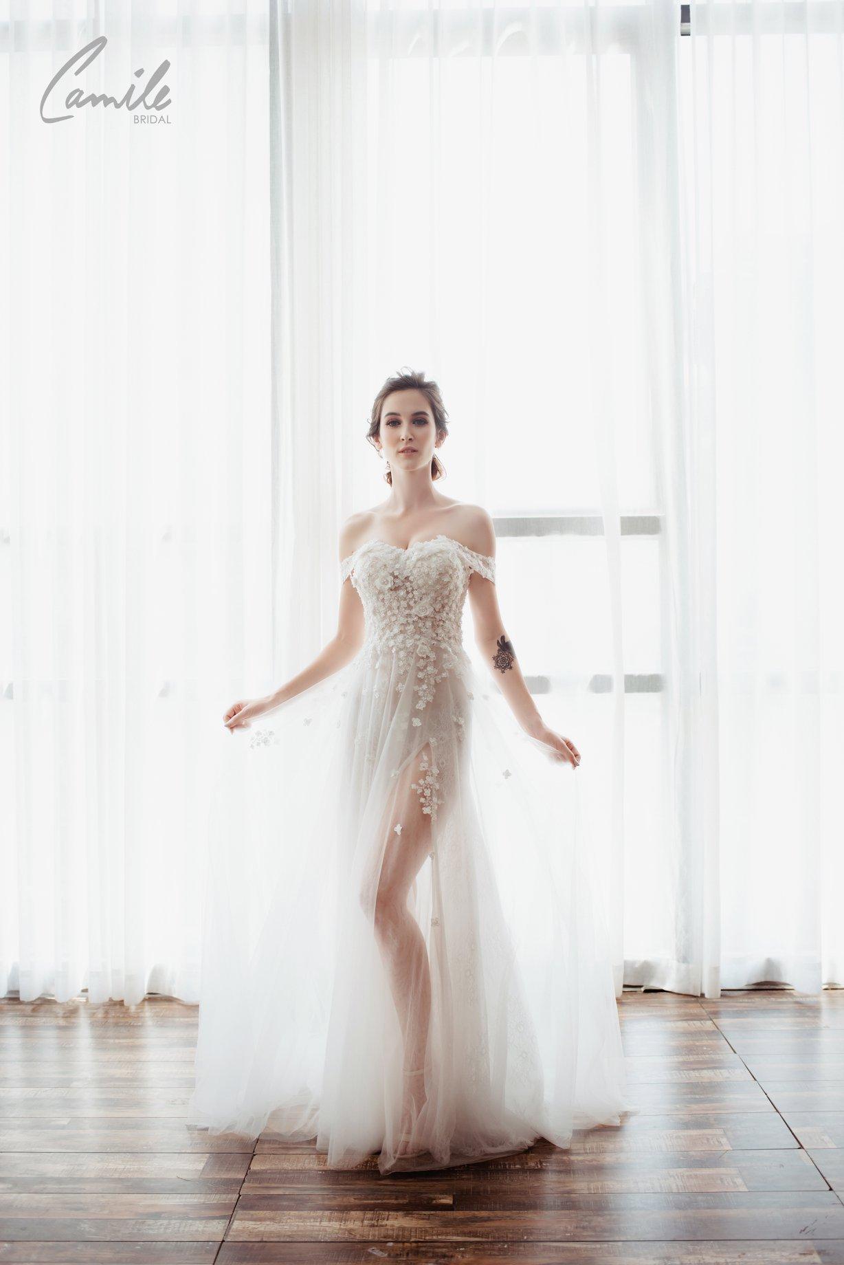 mua váy cưới ở hà nội