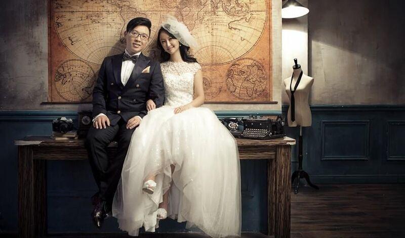 chụp ảnh cưới nên mặc đồ gì