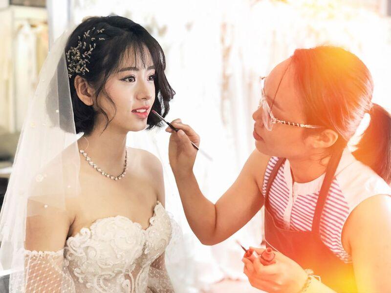 Phong cách makeup cưới