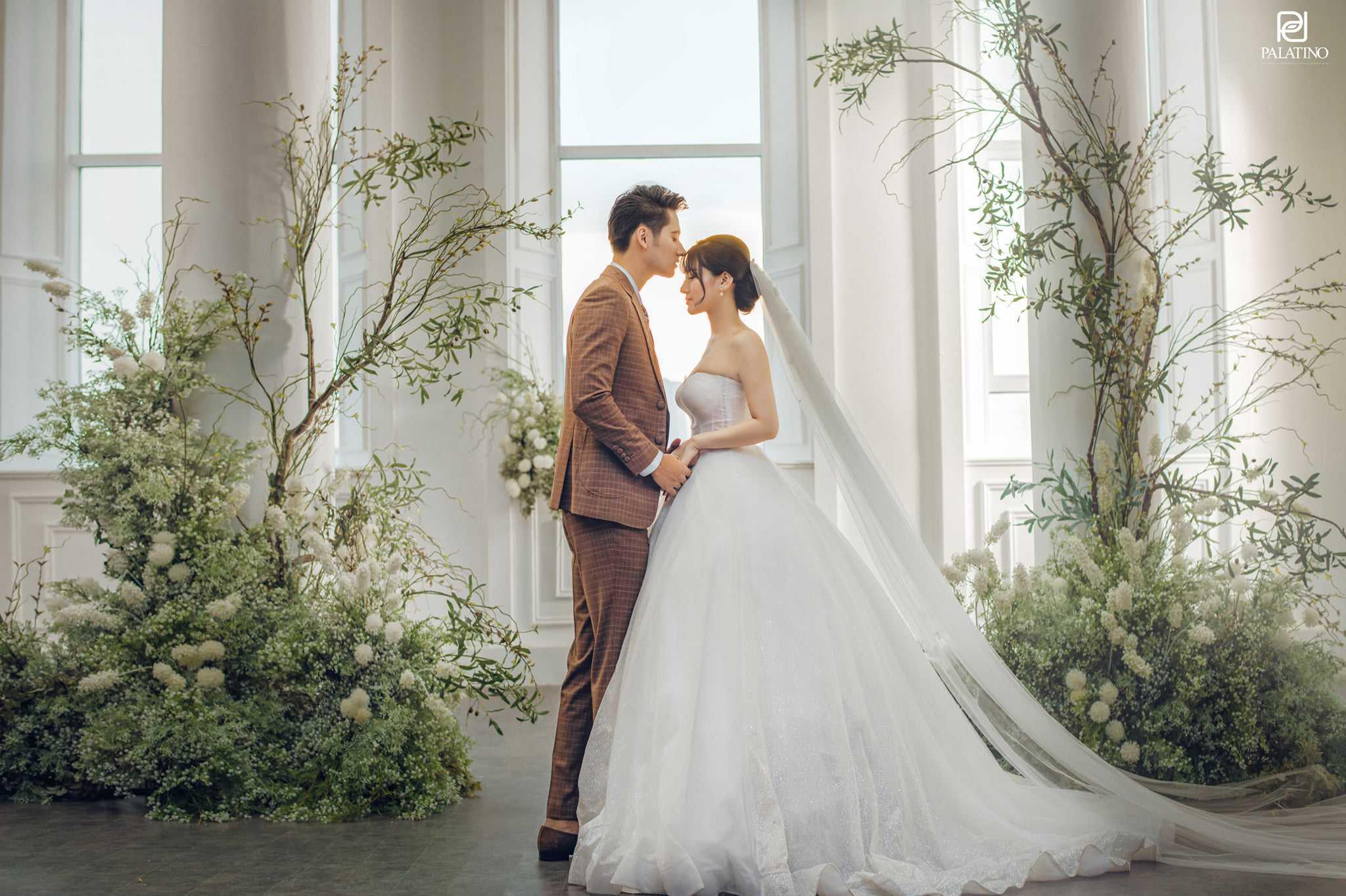 25+ Phong cách và concept chụp ảnh cưới đẹp mê ly