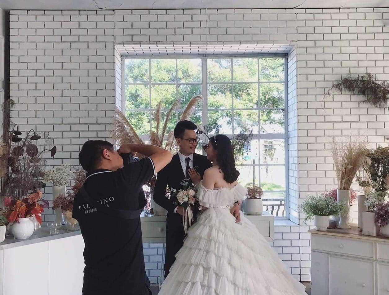 chụp ảnh cưới theo chủ đề