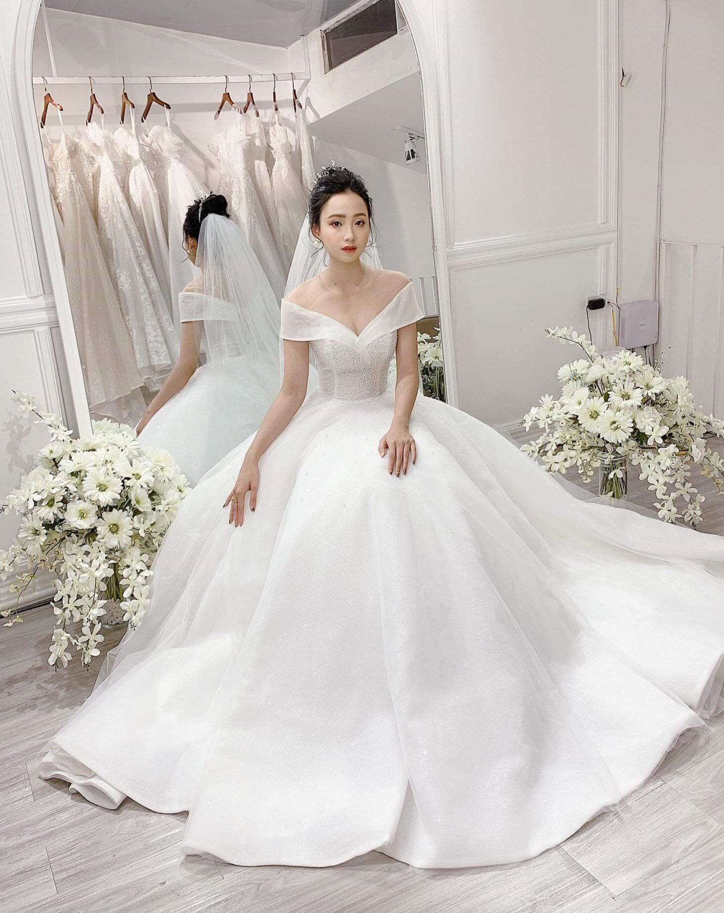 các cửa hàng váy cưới ở hà nội
