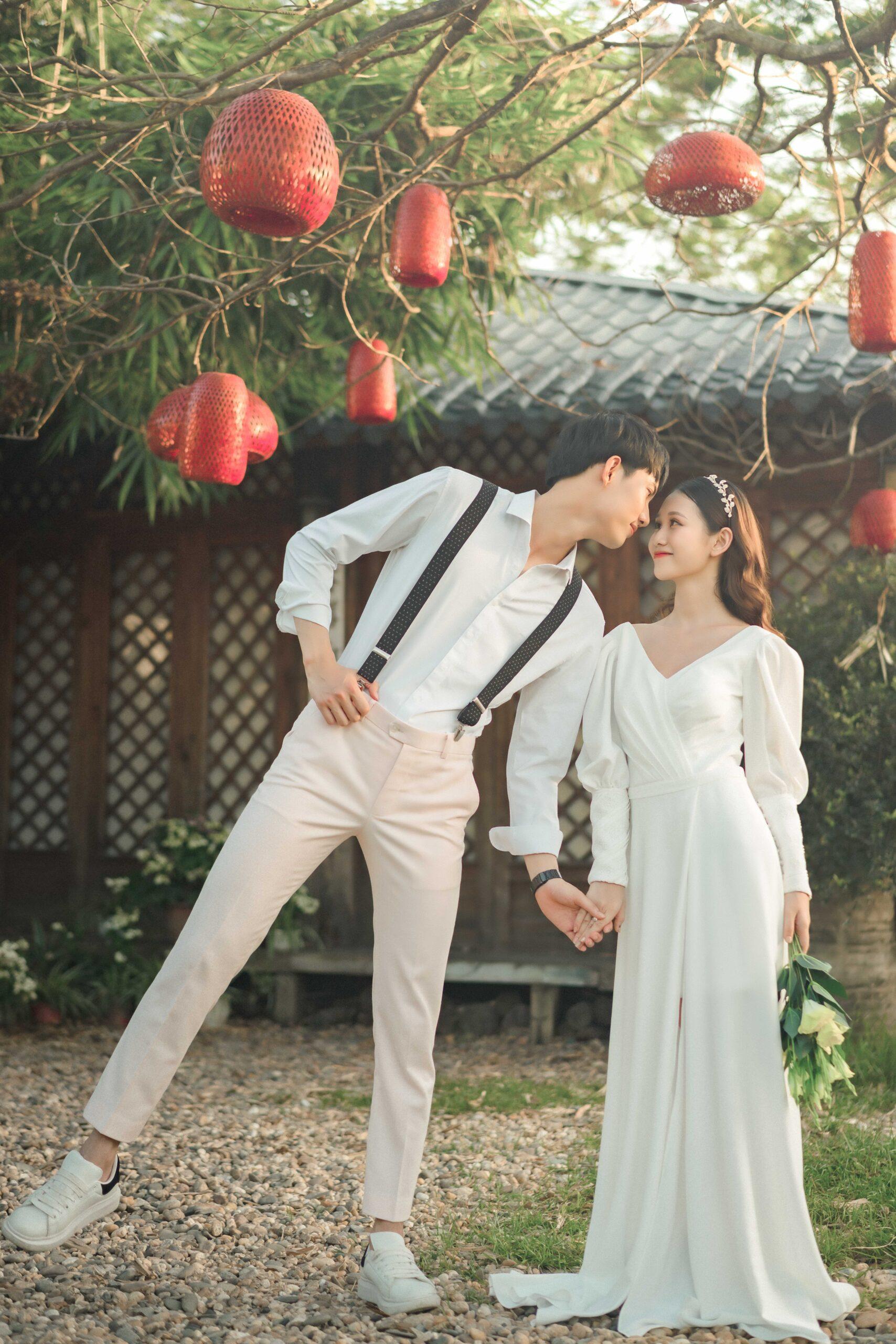 giá chụp ảnh cưới phim trường