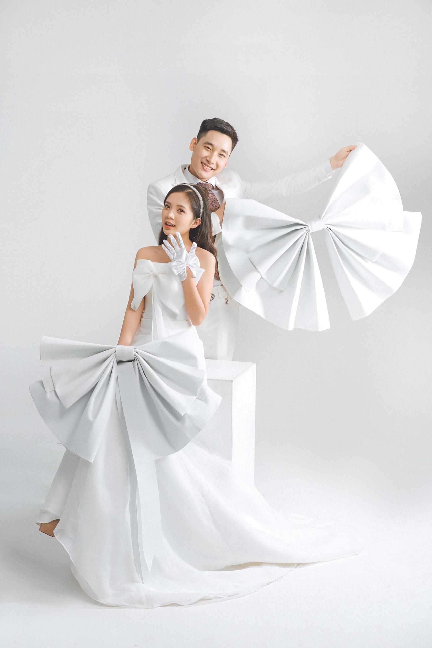 gói chụp ảnh cưới studio