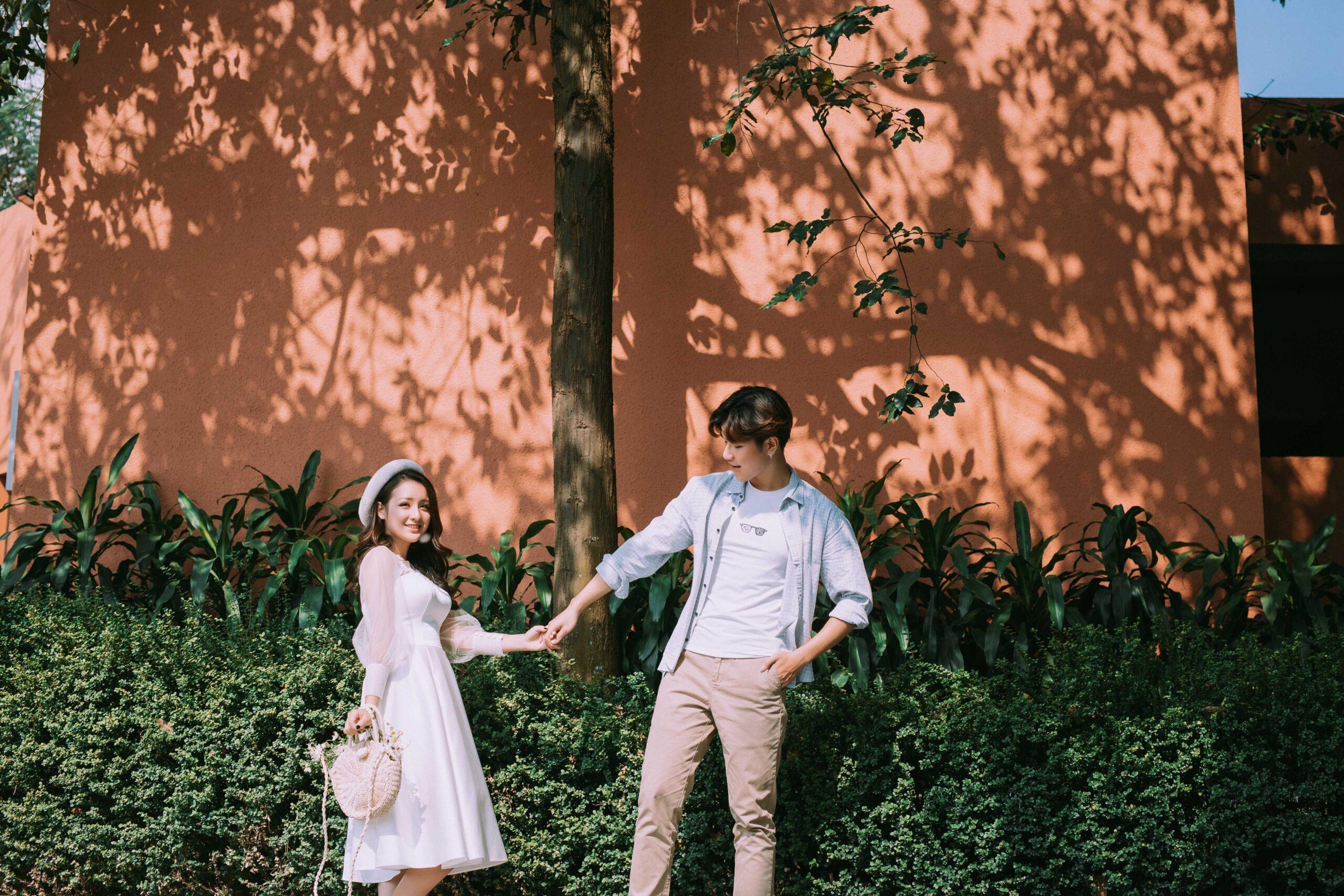 Quay và chụp phóng chụp sự cưới