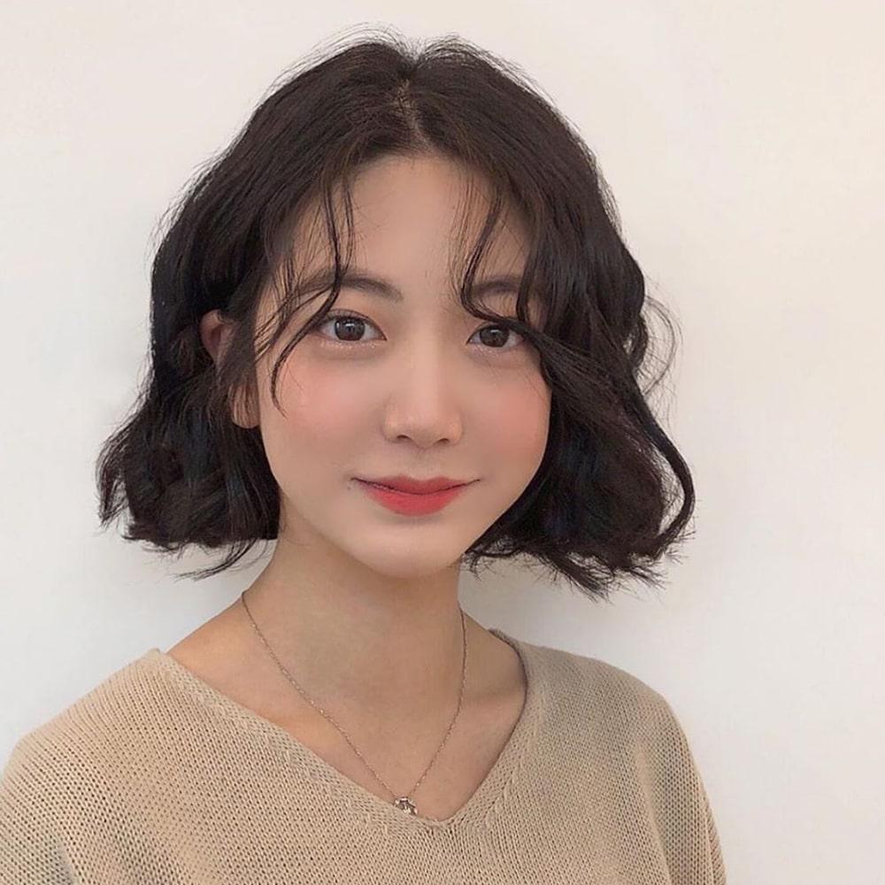 kiểu makeup cô dâu tóc ngắn