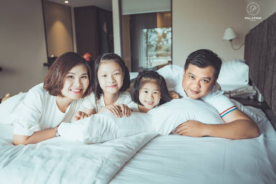 20+ trang phục chụp ảnh gia đình thoải mái, đơn giản mà đẹp