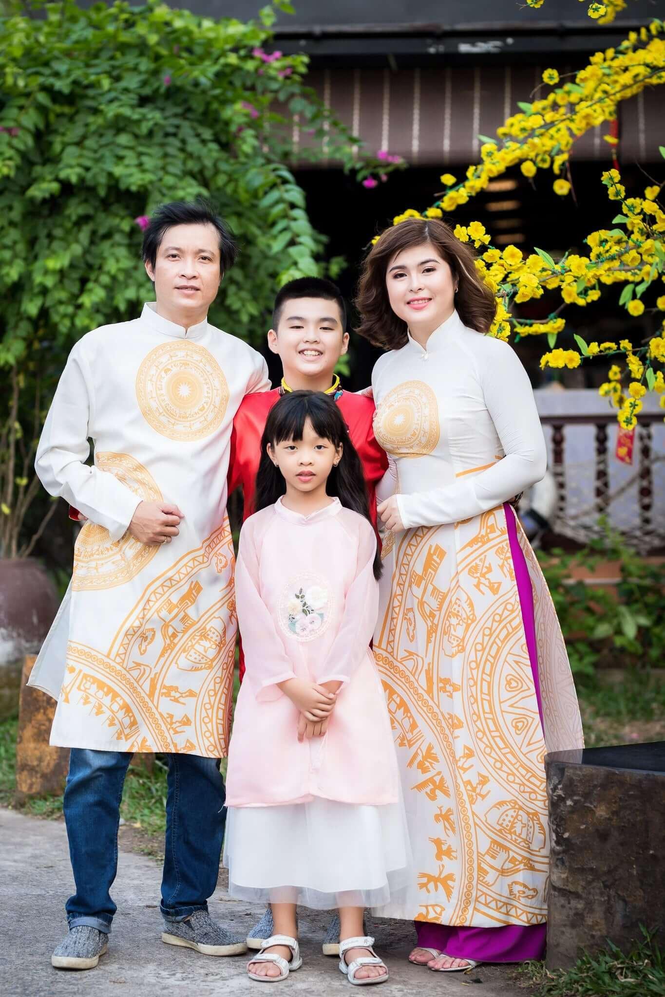 Lưu ý để có bộ ảnh gia đình 4 người đẹp