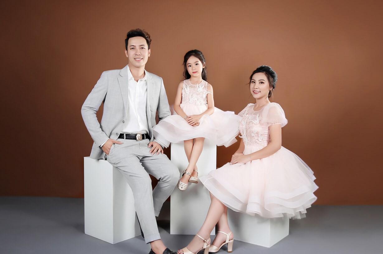 Bí quyết để có bộ ảnh gia đình kiểu Hàn Quốc đẹp