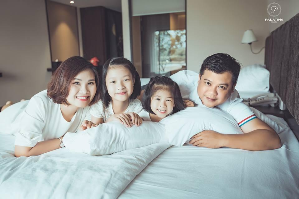 Studio chụp hình gia đình kiểu Hàn Quốc chuyên nghiệp Hà Nội - Palatino Studio
